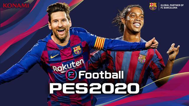 Konami no presionó al Barcelona para retirarlo en el torneo de FIFA 20