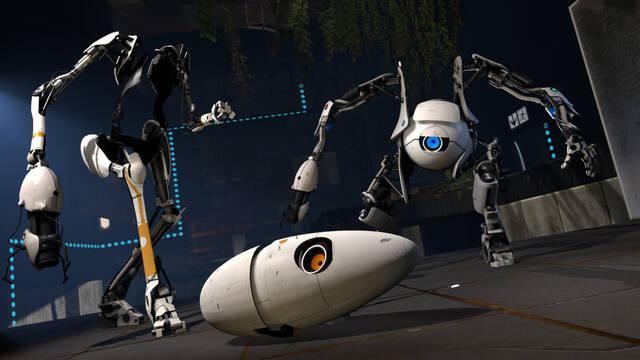 Portal no se adaptaría bien a VR, según Valve.
