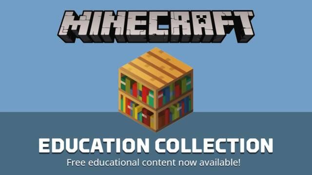 Xbox ofrece gratuitamente contenido educativo de Minecraft con el que aprender durante el coronavirus.