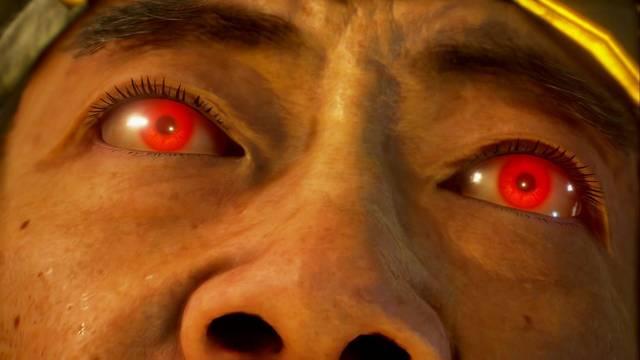 El fervor del demonio en Nioh 2 al 100%