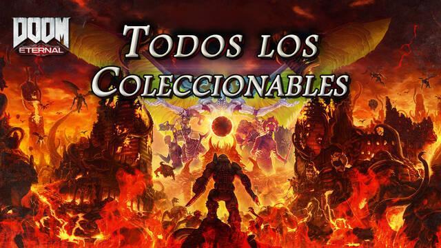 DOOM Eternal: TODOS los coleccionables y secretos - Localización