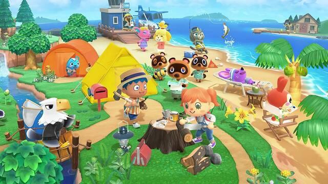 Animal Crossing: New Horizons vende 1,88 millones en Japón