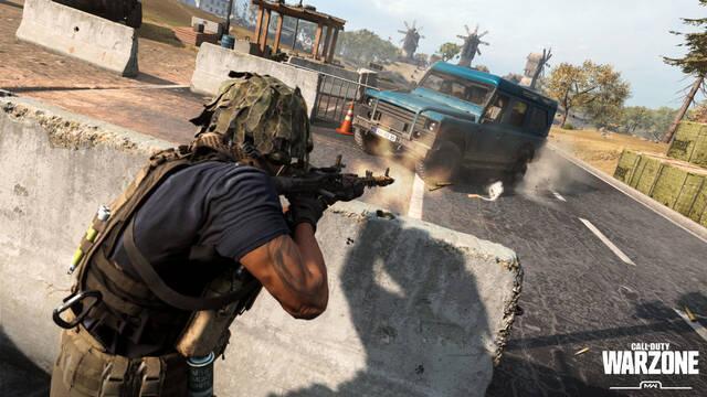 Call of Duty Warzone nuevas armas