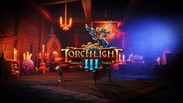 Torchlight 3 y la tiradora de precisión