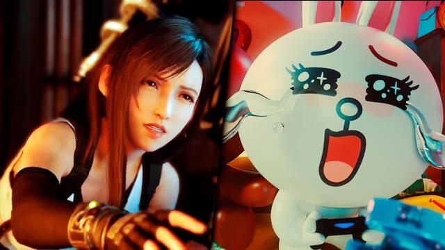 Final Fantasy VII Remake y los anuncios de TV japoneses