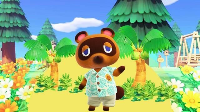 Animal Crossing: New Horizons se actualiza