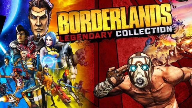 Borderlands Legendary Collection anunciado para Nintendo Switch