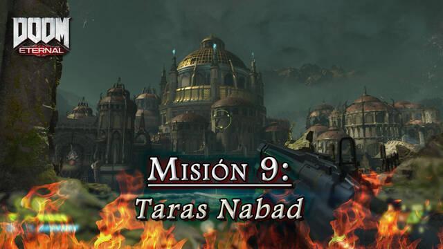 Misión 9: Taras Nabad en DOOM Eternal - Coleccionables y secretos
