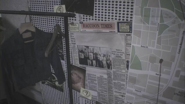 Distrito norte en Resident Evil 3 Remake al 100%