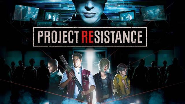 Ya disponible la beta abierta de Resident Evil Resistance.