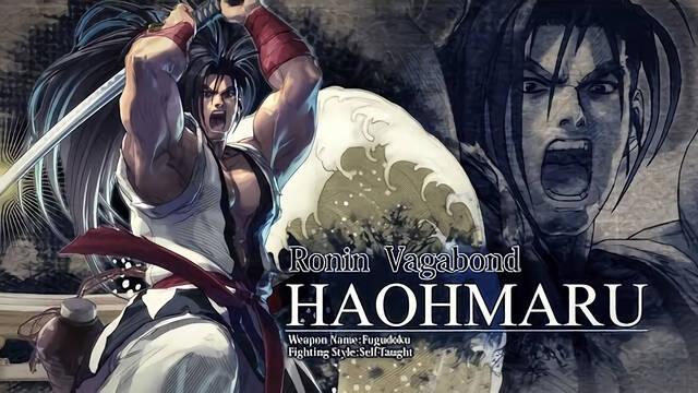 Haohmaru llega a SoulCalibur VI el 31 de marzo.