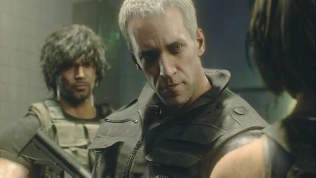 Alcantarillas y zona en obras en Resident Evil 3 Remake al 100%