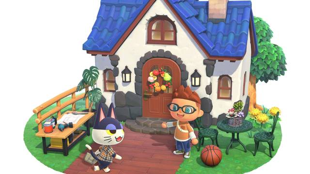 Hipotecas y ampliación de la casa en Animal Crossing New Horizons