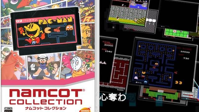 Bandai Namco anuncia Namcot Collection, una recopilación de clásicos exclusiva para Switch en Japón.