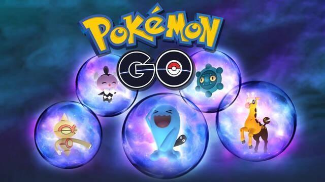 Pokémon Go, Evento Pokémon Psíquicos