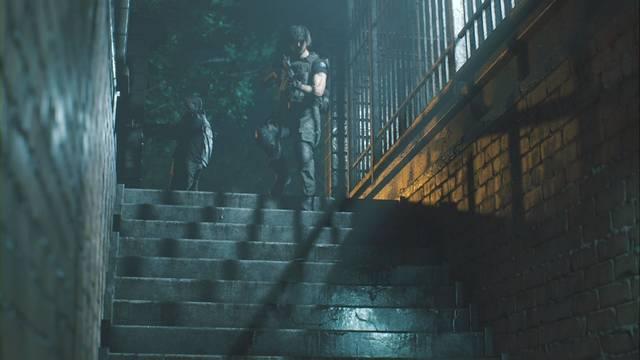 Comisaría en Resident Evil 3 Remake al 100%