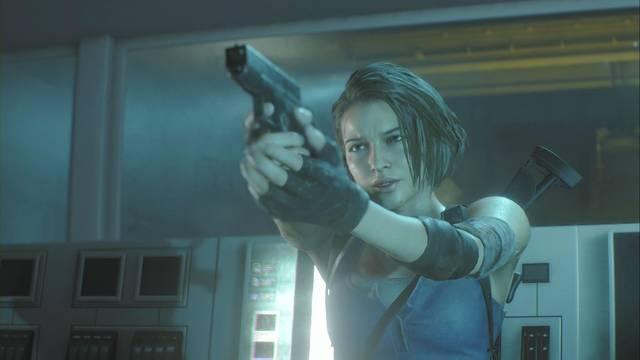 Subsótanos del hospital en Resident Evil 3 Remake al 100%