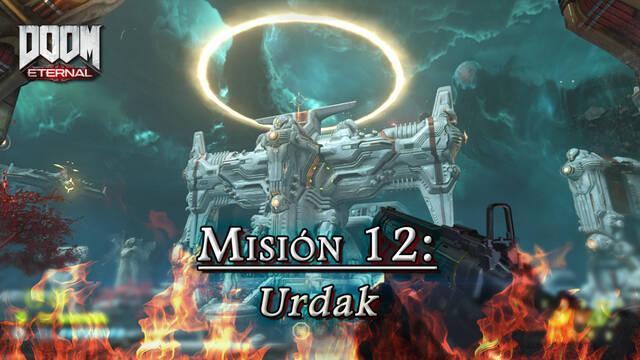 Misión 12: Urdak en DOOM Eternal - Coleccionables y secretos