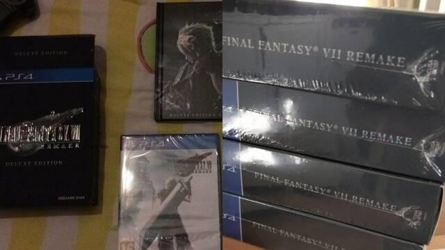 Final Fantasy 7 Remake Adelanto Estreno Europa España