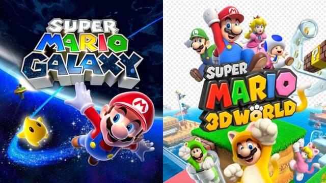 Nintendo celebrará el 35º aniversario de Mario con remasterizaciones y juegos nuevos.