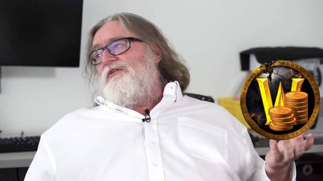 Gabe Newell World of Warcraft Farmer oro