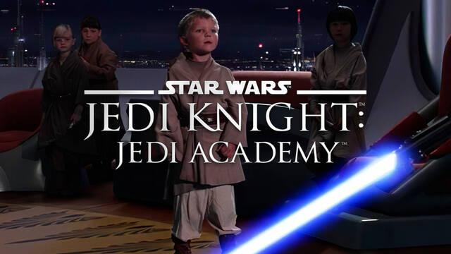Star Wars: Jedi Academy enfrenta a jugadores de PC y Switch