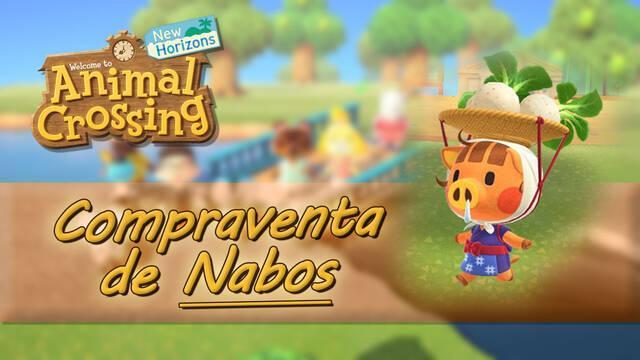 Nabos en Animal Crossing: New Horizons - Los MEJORES trucos y consejos