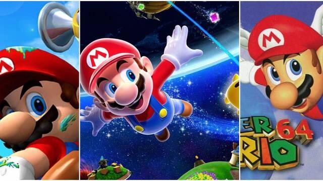 Remasterizaciones de Mario, nuevos detalles