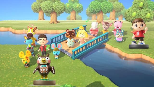 Amiibos en Animal Crossing: New Horizons - ¿Cómo funcionan y para qué sirven?