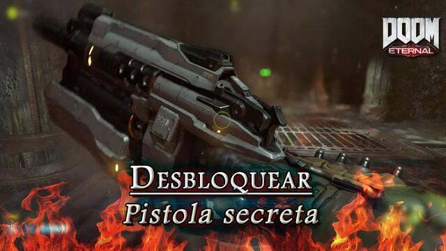 Pistola secreta de DOOM Eternal: ¿Cómo conseguirla y desbloquearla ?