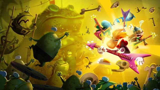 Rayman Legends gratis en UPlay.