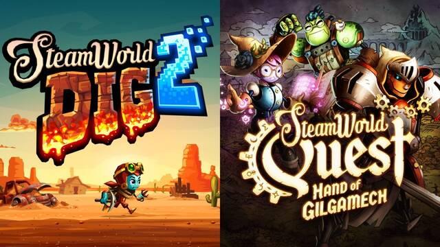 Un nuevo juego de SteamWorld en camino.