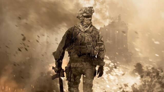 La campaña remasterizada de Call of Duty Modern Warfare 2 ya está disponible en PS4.
