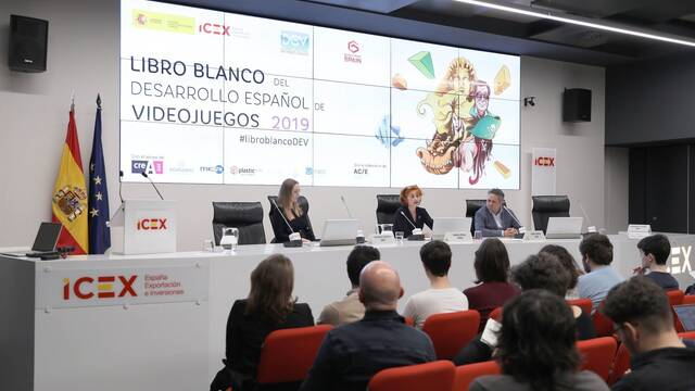 Industria Española Videojuego 2019 Libro blanco DEV
