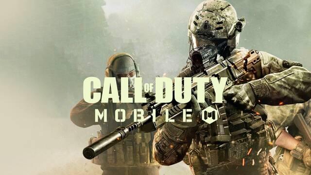 Call of Duty Mobile actualización 4