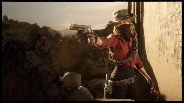 Nueva actualización con descuentos y ventajas para Red Dead Online.