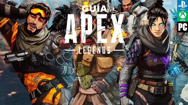 Guía definitiva Apex Legends - Trucos, consejos y secretos