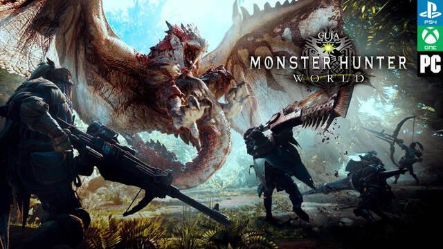 Guía Monster Hunter World: Iceborne, trucos y consejos