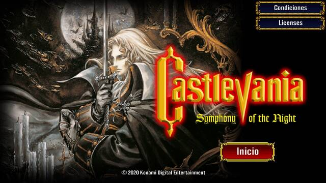 Castlevania Symphony of the Night Android iPhone iPad