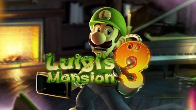 Luigi's Mansion 3 contenido
