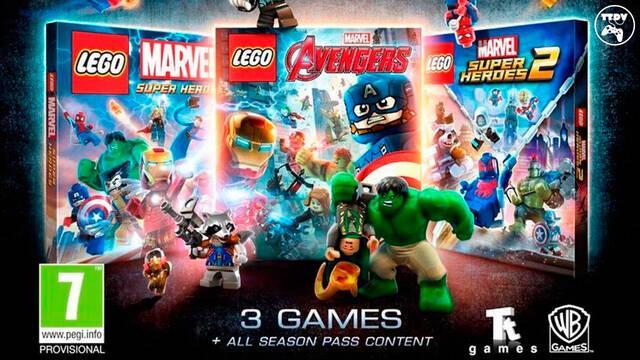 Lego Marvel Collection Tu Tienda De Videojuegos