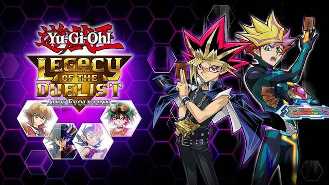 Yu-Gi-Oh! Legacy of the Duelist: Link Evolution PS4 Xbox One PC Steam