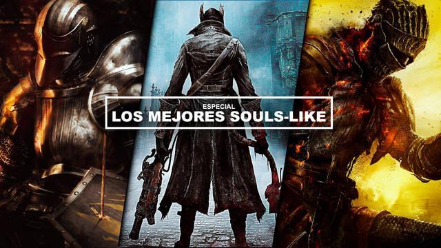Los 20 mejores juegos difíciles tipo Dark Souls que no te puedes perder