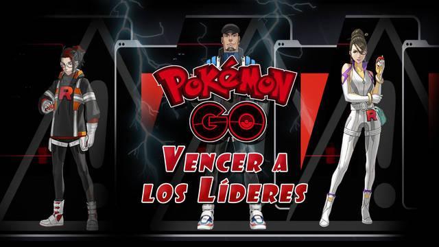 Cliff, Sierra y Arlo en Pokémon Go: ¿Cómo vencer a los líderes del Team Go Rocket?