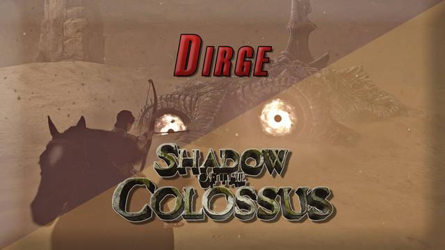 Coloso 10º, Dirge en Shadow of the Colossus (PS4) - Cómo derrotarlo y localización