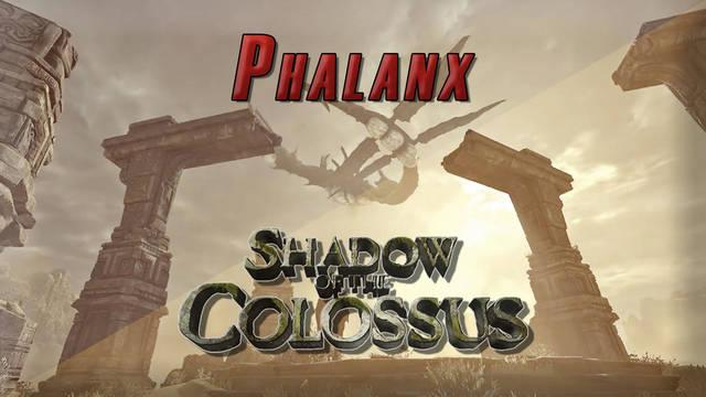 Coloso 13º, Phalanx en Shadow of the Colossus (PS4) - Cómo derrotarlo y localización