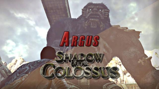 Coloso 15º, Argus en Shadow of the Colossus (PS4) - Cómo derrotarlo y localización