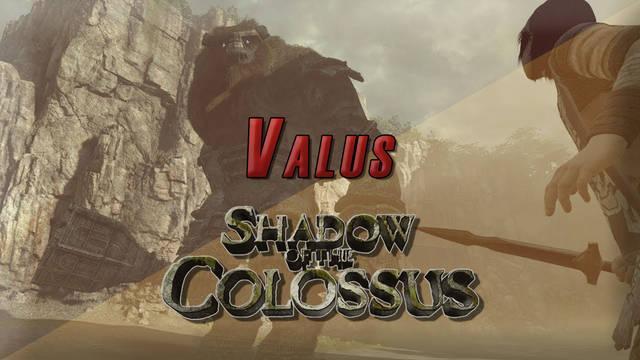 Coloso 1º, Valus en Shadow of the Colossus (PS4) - Cómo derrotarlo y localización