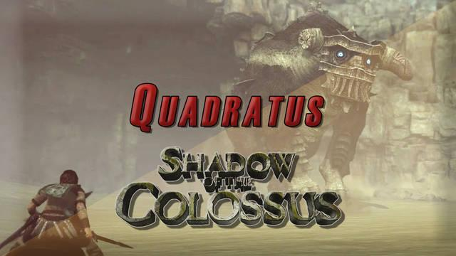 Coloso 2º, Quadratus en Shadow of the Colossus (PS4) - Cómo derrotarlo y localización