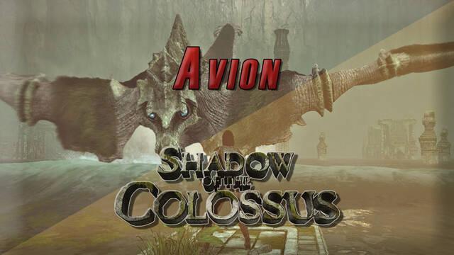 Coloso 5º, Avion en Shadow of the Colossus (PS4) - Cómo derrotarlo y localización